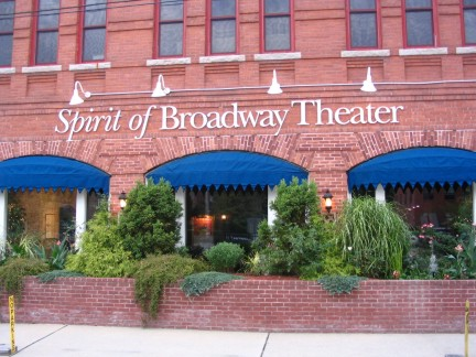 Spirit of Broadway Theatre
