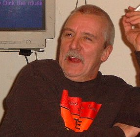 <b>Ron Spencer</b>, Artistic director of Theatre On The Square, <b>...</b> - indy1-043a